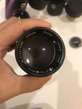 Vivitar 135mm F/2.8 T4 Mount Prime Telephoto Lens For DSLR M4/3 Camera + Samples