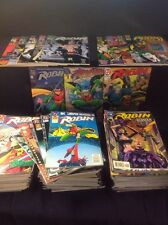 LOT OF 189 ROBIN #0, 1-183 + 6 ANNUALS And MINIS See Description For Details!