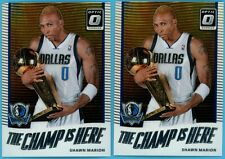 2017-18 Donruss Optic The Champ is Here Shawn Marion (2) #15