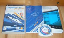 WipEout Pure Sony  Sony PSP 3+ Racing Game