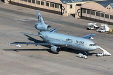 INFLIGHT 200 IFDC100317 1/200 OMEGA TANKER DC-10-40 N974VV WITH STAND