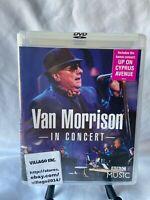 VAN MORRISON IN Concert DVD