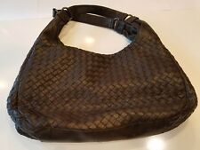 ~ Bottega Veneta Campana ~ Shoulder Bag Brown purse