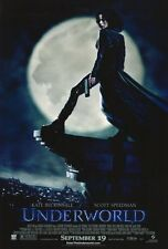 "Underworld Movie Poster [Licensed-New-Usa] 27x40"" Theater Size Kate Beckinsale"