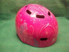Skateboarding & Trick Roller Skating Disney Princess Helmet M226C Child 11/13