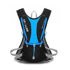 5L Cycling Hiking Biking Running Sport Light Weight Hydration Backpack Blue USA
