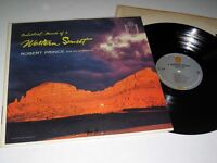 ROBERT PRINCE A Western Sunset WARNER BROS. VG++/NM- Mono