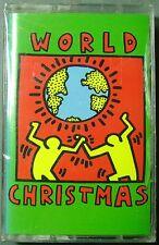 World Christmas (Cassette, 1996, Capitol) NEW
