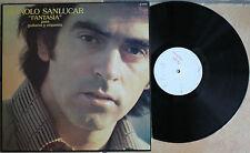 """MANOLO SANLUCAR """"FANTASIA""""    33T  LP"""