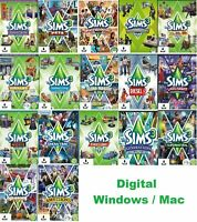 THE SIMS 3 Complete Collection - PC&Mac | Digital Download | ALL EXPANSIONS !⭐✅