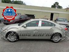 2011-2017 Buick Regal 4Pc Chrome Pillar Post Stainless Steel Trim Door Cover