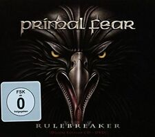 Rulebreaker 8024391071847 by Primal Fear CD With DVD