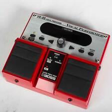 Boss VE20 VE-20 Vocal Effects Processor