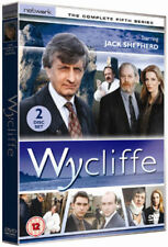 WYCLIFFE the complete fifth series 5. Jack Shepherd. New sealed DVD.