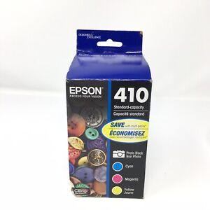 EPSON T410 Claria Premium Ink Standard Capacity Photo Black & Color Combo Pack