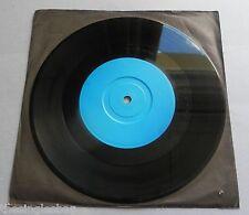 "Talking Heads - The Lady Don't Mind UK 1985 EMI Test Pressing 7"" Single"