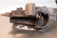Antikes Tür/Schrankschloss mit Schlüssel 16/17Jh.  or.Sammlerstück Lot: FE/17/13