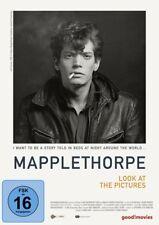 MAPPLETHORPE - DOKUMENTATION Robert Mapplethorpe,Fenton Bailey  DVD NEU