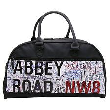 Plan B-Negro Abbey Road de Bowling bag/travel Bolsa De Viaje