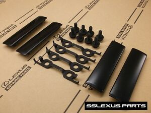 Lexus RX330 RX350 (2004-2009) OEM Genuine ROOF RACK REMOVAL DELETE KIT