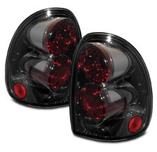 1996-2000 DODGE CARAVAN/VOYAGER/1998-2003 DURANGO SMOKE SET REAR TAIL LIGHT LAMP