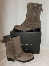 AllSaints Ankle Boots Block Shoes for Women