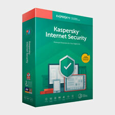 Kaspersky Internet Security 2020 Antivirus 1 PC Device 1 Year - Global Version