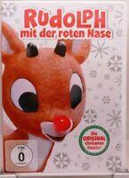 Rudolph mit der roten Nase + DVD Weihnachten + Toller Spaß für die ganze Familie