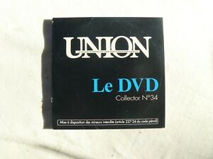 UNION DVD COLLECTOR N°34