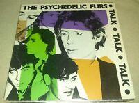 Rare Vintage Vinyl-The Psychedelic Furs-Talk-Talk-Talk-Columbia PC 37339