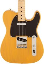 Fender FSR Standard Ash Telecaster Electric Mpl Butterscotch Blonde