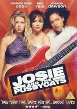 JOSIE AND THE PUSSYCATS Rosario Dawson*Tara Reid Teen Music Drama DVD *EXC*