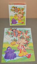 Vintage 100 piece jigsaw puzzle 4605-40 - McDonalds - Whitman 1984