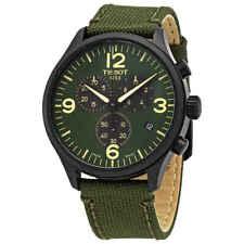 Tissot Chrono XL Quartz Green Dial Men's Watch T116.617.37.097.00