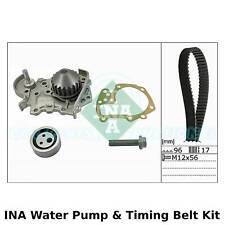 INA Water Pump & Timing Belt Kit (Engine, Cooling) - 530 0191 31 - EO Quality