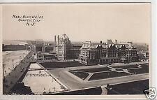 RPPC - Atlantic City, NJ - Marl-Blenheim - Aerial View - 1910