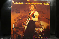Alexis Korner And Friends - The Party Album    2 LPs