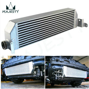 FMIC Upgrade Twin Intercooler For Volkswagen Golf R GTI MK7 2015+ Audi S3 8V