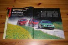Autozeitung 23248) BMW 316i Compact mit 102PS besser als...?