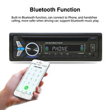 Single 1 Din In Dash CD/DVD Car Player USB/SD MP3 Stereo Audio Receiver Bluetoot
