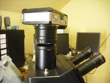 Nikon Wild Leitz Microscope 38mm Trinocular port to Olympus Pen EP-1 2 3 ca