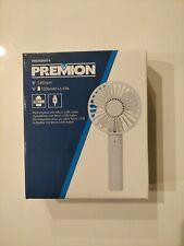 Premion Rechargable Fan, Ventilator Ventilateur Ventilador - Summer Cool Airco