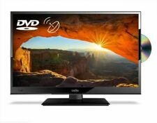 """CELLO 24"""" LED TV FREEVIEW HD BUILT IN DVD PLAYER & SATELLITE TUNER USB HDMI"""