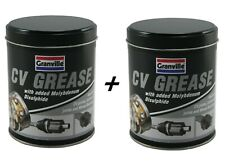 2 x Granville CV Grease Moly Lithium Lubricant Joints Wheel Bearings 500g
