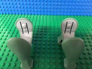1 x Lego System Animal Dinosaur Legs Sand Green Spare Part Accessory Dino Alien S