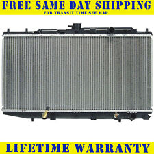 Radiator For Honda Fits Civic CRX 1.5 1.6 L4 4Cyl 886