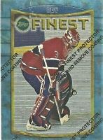 1994-95 Topps Hockey Finest #30 Patrick Roy Montreal Canadiens Card