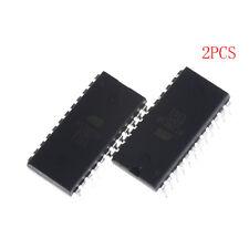 2pcs AT28C16-15PU 15PI 15PC CMOS E2PROM DIP-24 PipSN