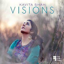 Kavita Shah - Visions [New CD]
