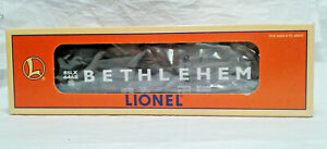 6462 Bethlehem Steel Gondola 6-26905 w/Cannisters